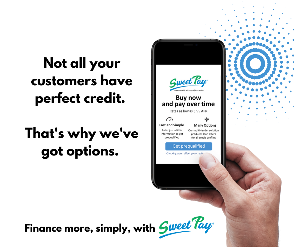 SweetPay Inclusive Financing