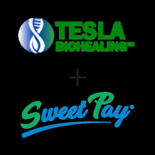 Tesla BioHealing with SweetPay