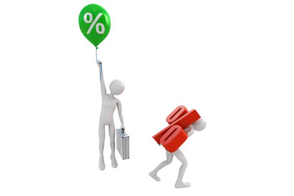 Average Interest Rates